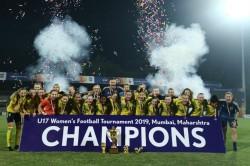 U17 Women S Football Tournament 2019 Sweden Beat India 4 0 To Lift Title In Mumbai