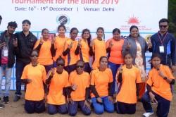 Karnataka Odisha Enter Final Of First Ever Samarthanam Womens National T20 For Blind