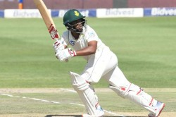 Temba Bavuma Out South Africa England Boxing Day Test