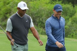 Tiger Woods Eyes Jack Nicklaus Record Rory Mcilroy Major Win