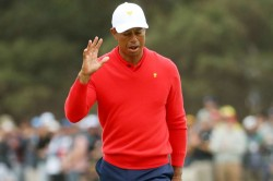 Presidents Cup 2019 Tigers Record In Numbers
