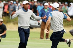 Presidents Cup 2019 Usa Tiger Woods Thomas Cantlay Fowler Internationals