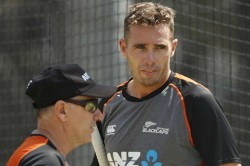 Tim Southee New Zealand Black Caps Boxing Day Test Mcg Australia