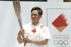 Womens 2011 Fifa World Cup Winners To Kick Off Japan Olympic Torch Relay