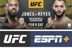 Thrilling Championship Fights To Headline Ufc 247 In Houston