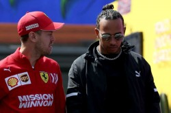 Ferrari Chief Confirms Talks With F1 Champion Hamilton At Social Event