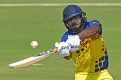 Ranji Trophy Vijay Shankar To Lead Tamil Nadu