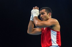 Men S Boxing Trials Vikas Krishan Makes Indian Squad For Olympic Qualifiers