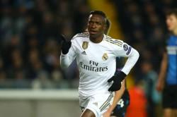 Champions League Match Report Club Brugge Real Madrid Rodrygo Vinicius Junior