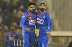 India Vs West Indies Ravindra Jadeja Is Presently Enjoying Best Phase Of Career Virat Kohli
