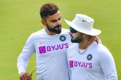 India Vs West Indies Virat Kohli Backs Under Fire Rishabh Pant