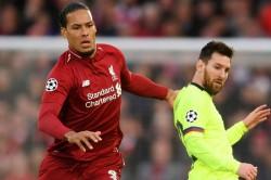 Ballon Dor 2019 Virgil Van Dijk Respects Greatness Losing Out To Lionel Messi