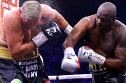 Whyte Through Hell Points Win Wach Povetkin Hunter Draw