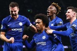 Frank Lampard Chelsea Contract Talks Willian New Deal