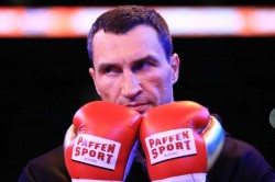 Wladimir Klitschko Hints At Comeback Heavyweight Boxing Anthony Joshua Deontay Wilder Tyson Fury