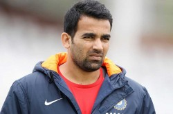 Former India Pacer Zaheer Bats For Club Cricket