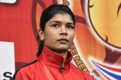 Nikhat Zareen Mary Kom Bfi Olympic Qualifiers Controversy Boxing