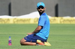 Rahane Expresses Admiration Of Waugh For His Mental Strength