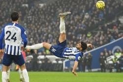 Brighton Hove Albion Chelsea Premier League Report