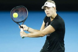 Australian Open 2020 Angelique Kerber Hopeful Over Hamstring Injury