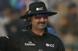 Anil Chaudhary Lone Indian Umpire For Icc U19 World Cup
