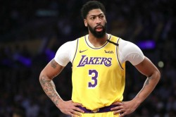 Los Angeles Lakers Anthony Davis Nba Return