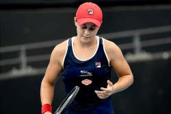 Ashleigh Barty Wta Brisbane International Exit Brady
