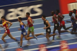 Indoor Athletics Championships In China Put Off Due To Virus