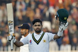Babar Azam Says He Is Relishing His Success In Test Cricket