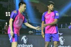 Premier Badminton League 2020 Pune 7 Aces Outclass Mumbai Rockets
