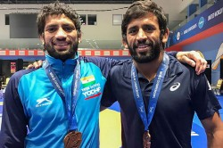 Bajrang Ravi Kumar Claim Gold Medals In Rome Ranking Series