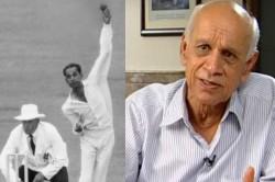 Former India All Rounder Bapu Nadkarni Passes Away At The Age Of