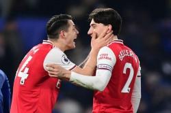 Chelsea 2 2 Arsenal Gabriel Martinelli Salvages Draw