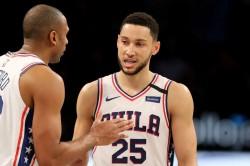 Brett Brown Ben Simmons Ridiculously Dominant Philadelphia 76ers