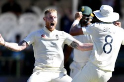 Ben Stokes Inspired Father Illness England Win Second Test South Africa Cape Town