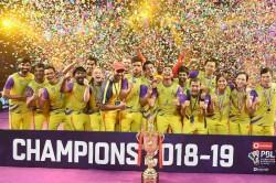 No Venue To Host Pbl Finals And Semifinals Says Bengaluru Raptors