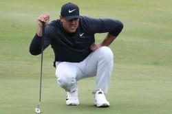 Brooks Koepka Knee Injury Hopes Problems Behind Him Golf World Number One