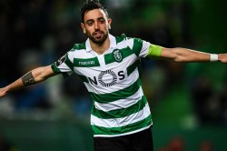 Bruno Fernandes Premier League Manchester United Sporting Cp