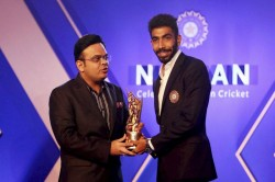 Bcci Annual Awards Bumrah Receives Polly Umrigar And Dilip Sardesai Awards