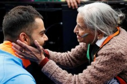 India Superfan Charulata Patel No More Bcci Icc Offer Condolences