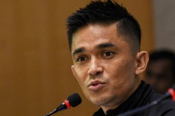 I Don T Have Many Games Left To Play For My Country Chhetri