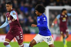 Brendan Rodgers Pays Tribute To Leicester City Hamza Choudhury Aston Villa
