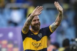 Daniele De Rossi Leaves Boca Juniors Retires