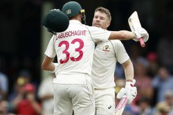 Australia Series New Zealand David Warner Ton Lyon Five For