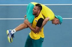 Australia Win Thriller To Reach Atp Cup Semi Finals Russia Eliminate Argentina