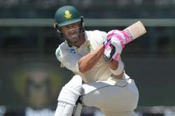 South Africa Captain Faf Du Plessis Sad Day Five Special