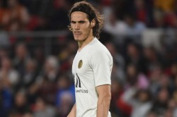 Edinson Cavani Psg Exit Atletico Madrid Bid Rejected Leonardo