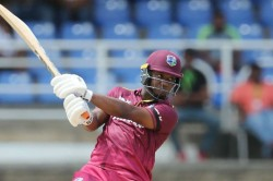 Lewis Powers West Indies To Series Sweep