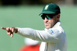 Faf Du Plessis Fourth Test South Africa England Last Home