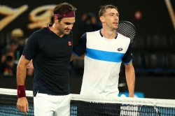 Australian Open 2020 Federer 82 Unforced Errors In Millman Classic